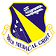 Logo: 88th Medical Group - Wright-Patterson Air Force Base